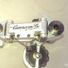 Coleccionismo deportivo: CAMBIO TRASERO BICICLETA MARCA CAMPAGNOLO CLASICO AUTENTICO ORIGINAL COLECCION. Lote 93957265
