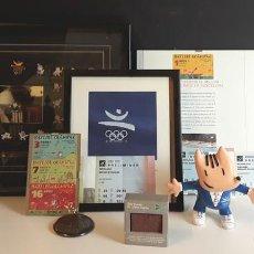 Coleccionismo deportivo: OLIMPIADAS BARCELONA'92. LOTE VARIADO. (VER DESCRIPCIÓN). 1992.. Lote 94793963