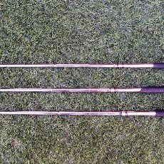 Coleccionismo deportivo: 3 HIERROS DE GOLF ANTIGUOS MARCA CLASSIC,. Lote 94871951