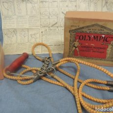 Coleccionismo deportivo: GOMAS ELASTICAS OLYMPIC. Lote 96277523
