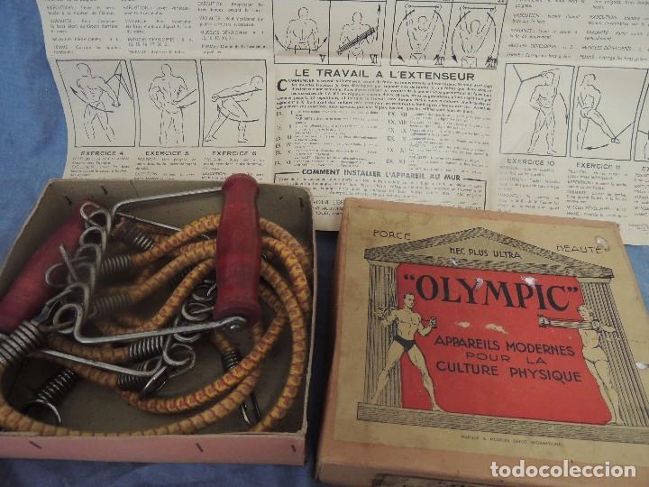 Coleccionismo deportivo: gomas elasticas para deporte - Foto 2 - 96277523