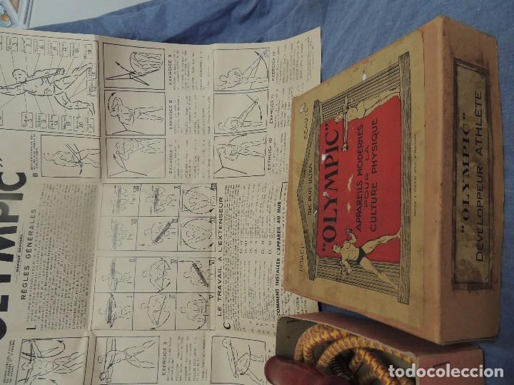 Coleccionismo deportivo: gomas elasticas para deporte - Foto 3 - 96277523