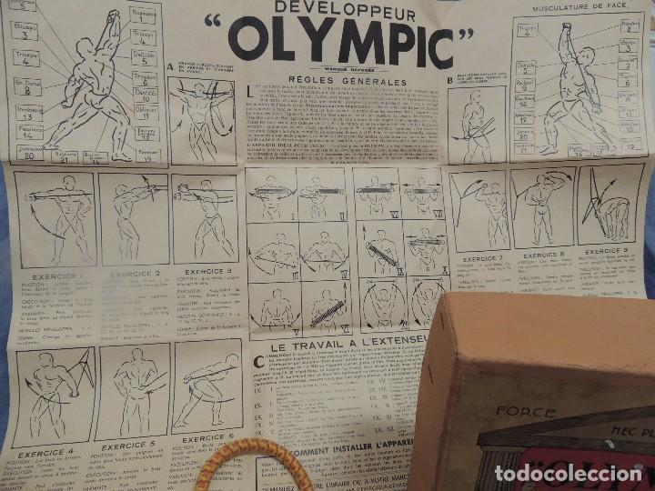 Coleccionismo deportivo: gomas elasticas para deporte - Foto 4 - 96277523