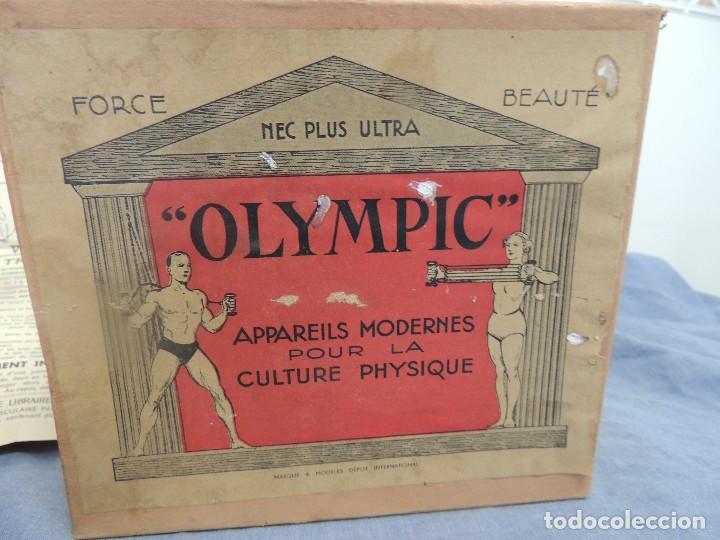Coleccionismo deportivo: gomas elasticas para deporte - Foto 5 - 96277523