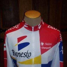 Coleccionismo deportivo: MAILLOT CICLISTA BANESTO. AÑOS 90.. Lote 96766063