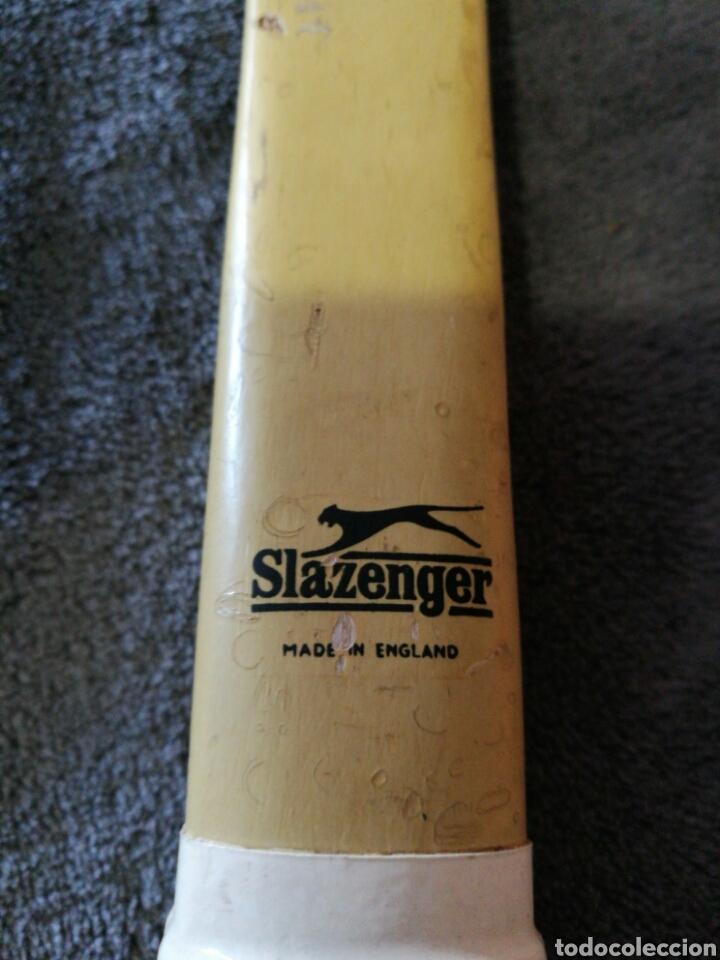 Coleccionismo deportivo: Raqueta de tenis Slazenger Jupiter - Foto 3 - 97362575