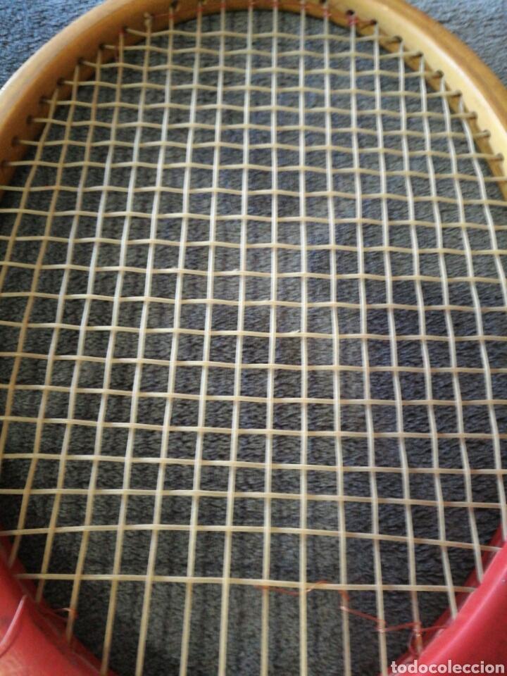 Coleccionismo deportivo: Raqueta de tenis Slazenger Jupiter - Foto 6 - 97362575