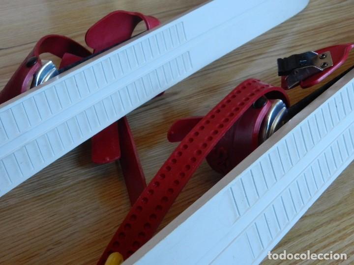 Coleccionismo deportivo: ESQUÍS FAS M 80 made in italy NIÑO BASTONES EQUIPO ESQUÍ INFANTIL ski esquies años 70 juguete - Foto 15 - 97457579