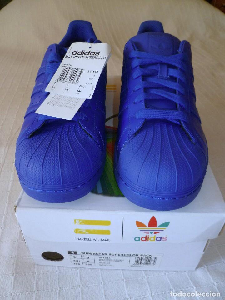 the latest a683f 70cdd Adidas pharrell williams superstar supercolor s - Sold ...