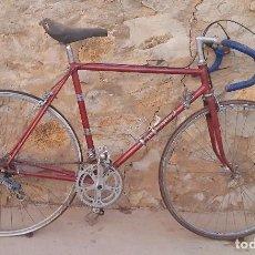 Coleccionismo deportivo: BICICLETA CARRETERA JACQUES ANQUETIL. Lote 99686027