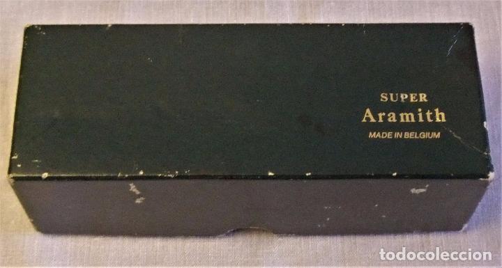Coleccionismo deportivo: ANTIGUO JUEGO DE BOLAS DE BILLAR MARCA ARAMITH (MADE IN BELGIUM) - Foto 7 - 101211447