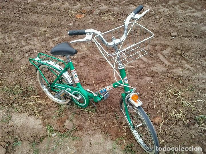 Coleccionismo deportivo: Bicicleta BH - Foto 3 - 102507027