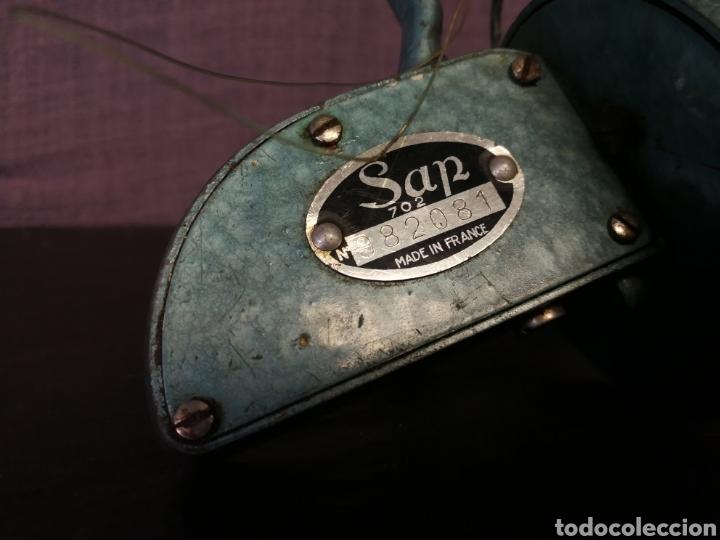 Coleccionismo deportivo: ANTIGUO CARRETE SAP 702 MADE IN FRANCE - Foto 6 - 102795907