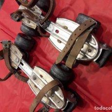 Coleccionismo deportivo: PATINES DE RUEDAS ANTIGUO MARCA STANDAR. Lote 103062591