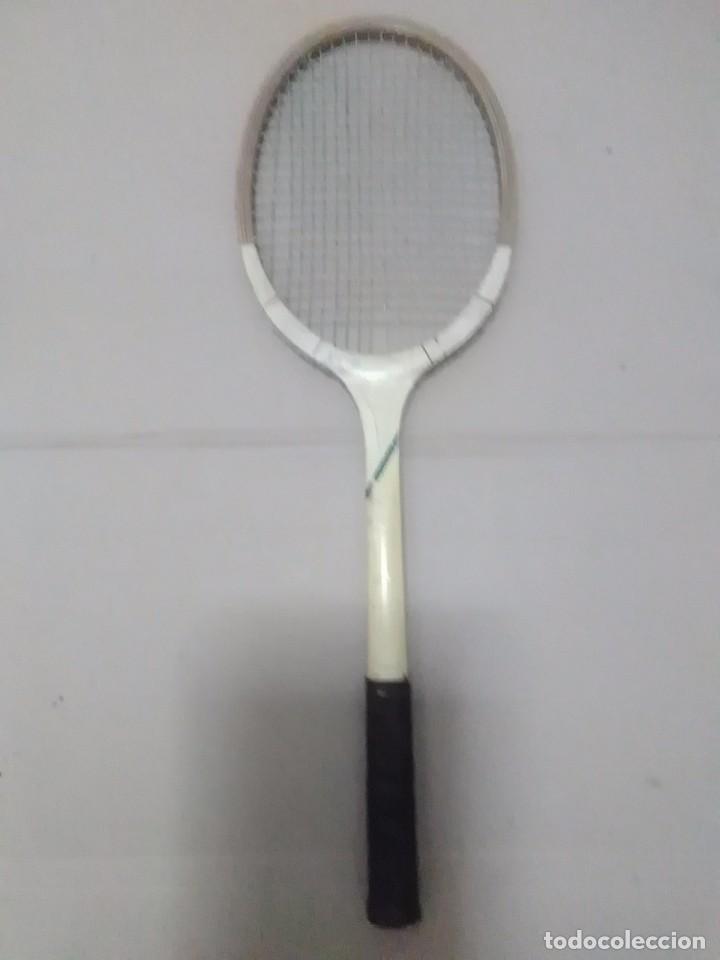 Coleccionismo deportivo: Pareja de raquetas antiguas - Foto 2 - 103803499