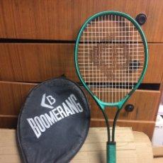 Coleccionismo deportivo: RAQUETA BOOMERANG. Lote 104350819