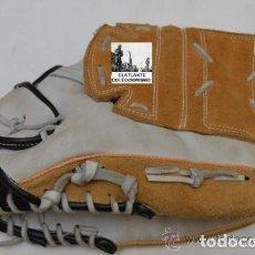 Coleccionismo deportivo: GUANTE ARTESANAL DE BASEBALL - BEISBOL - EN CUERO DE ALTA CALIDAD - EXCELENTE. Lote 106654179