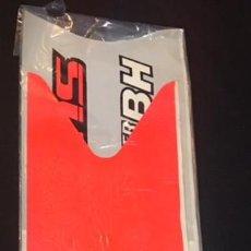 Coleccionismo deportivo: PACK DE PEGATINAS ADHESIVOS ORIGINALES DE BICICLETA SUPER BH SUPRA. Lote 107016887