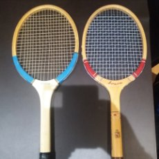 Coleccionismo deportivo: RAQUETAS DUNLOP Y BRAVA.. Lote 109307864
