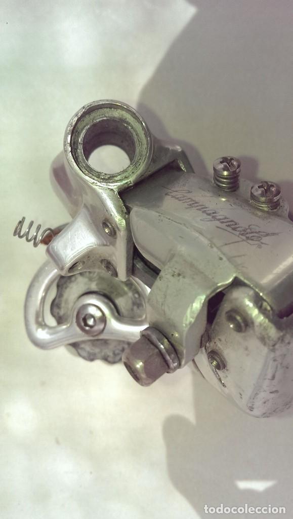 Coleccionismo deportivo: clasico cambio campagnolo coleccion bicicleta clasica l´eroica - Foto 4 - 111479559