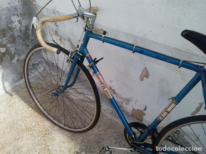 Coleccionismo deportivo: Bicicleta de carreras SUPER CIL - Foto 3 - 114103251