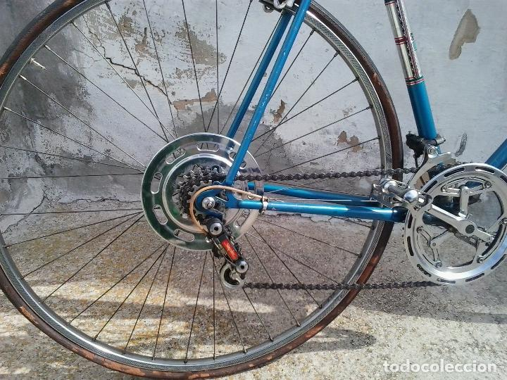 Coleccionismo deportivo: Bicicleta de carreras SUPER CIL - Foto 4 - 114103251