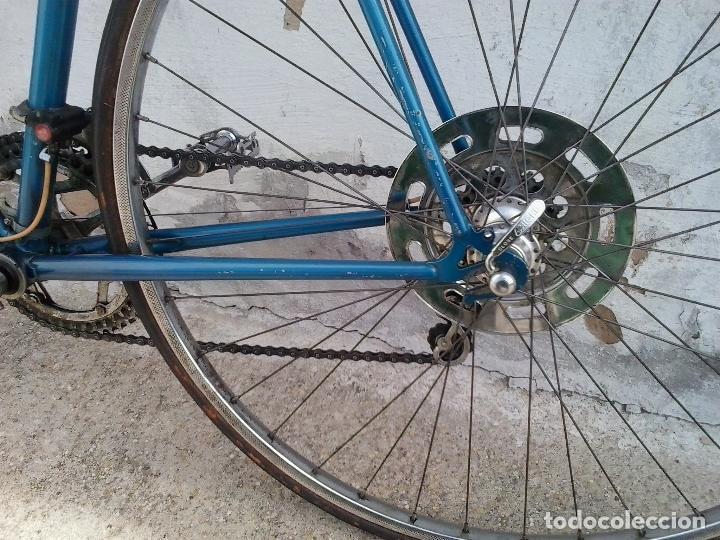 Coleccionismo deportivo: Bicicleta de carreras SUPER CIL - Foto 6 - 114103251