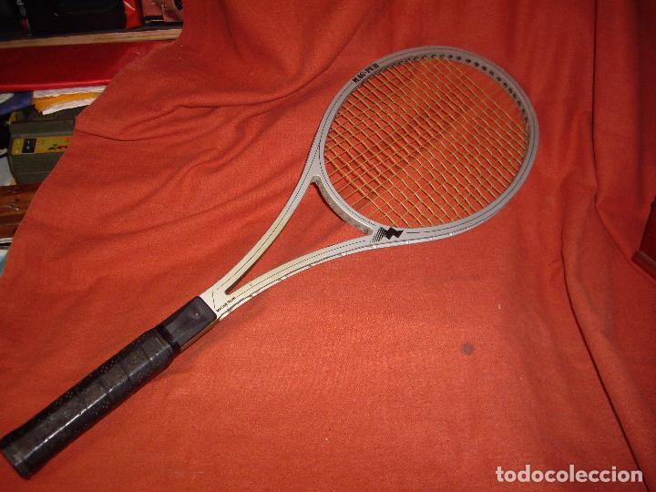 Coleccionismo deportivo: RAQUETA DE TENIS - MAG PUR - Foto 2 - 114448791