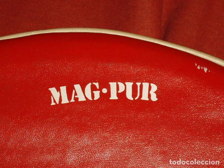 Coleccionismo deportivo: RAQUETA DE TENIS - MAG PUR - Foto 7 - 114448791