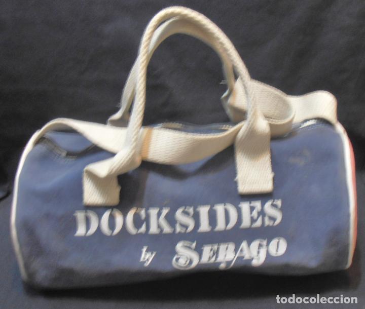 Coleccionismo deportivo: BOLSO , DOCKSIDES BY SEBAGO - Foto 2 - 114664643