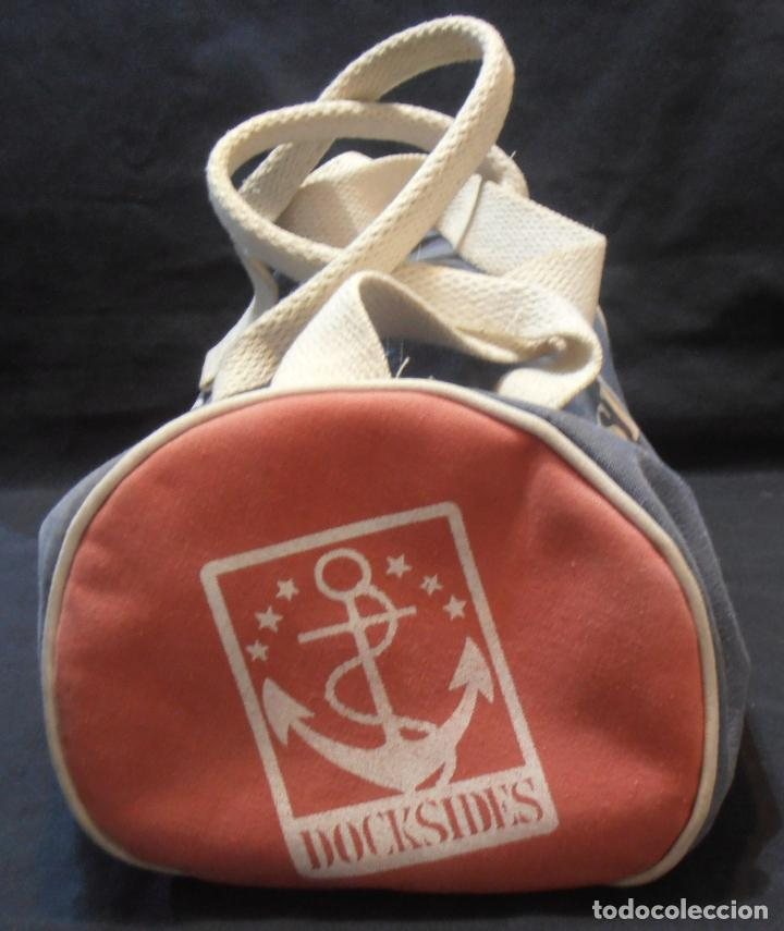 Coleccionismo deportivo: BOLSO , DOCKSIDES BY SEBAGO - Foto 3 - 114664643