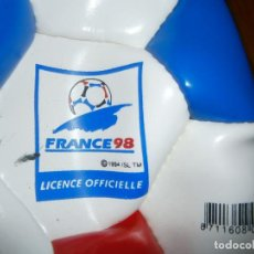 Coleccionismo deportivo: BALON NUEVO AÑO 1994. Lote 115016043