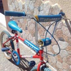 Coleccionismo deportivo: BICICLETA BMX AKIMOTO GAC. Lote 115371831