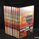Coleccionismo deportivo: CAMPEONATO DEL MUNDO FIBA 2006 - JAPON - 9 DVD. Lote 115729815
