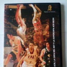 Coleccionismo deportivo: DVD ACB TEMPORADA 2008 2009. EDITADO POR GIGANTES. Lote 116123503