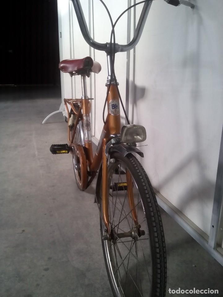 Coleccionismo deportivo: Bicicleta BH gacela de paseo - Foto 4 - 132076521