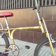Coleccionismo deportivo - Bicicleta BMX GAC crosetta original, autentica, vintage, coleccion - 117453707