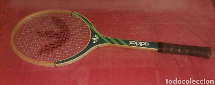 Raqueta Tenis Adidas Junior Ads 010 Vintage Buy Old Equipment Of Other Sports At Todocoleccion 117963176
