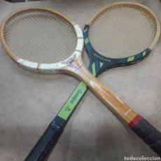 Coleccionismo deportivo: LOTE RAQUETAS DUNLOP MAXPLY GEMINI. Lote 118337216