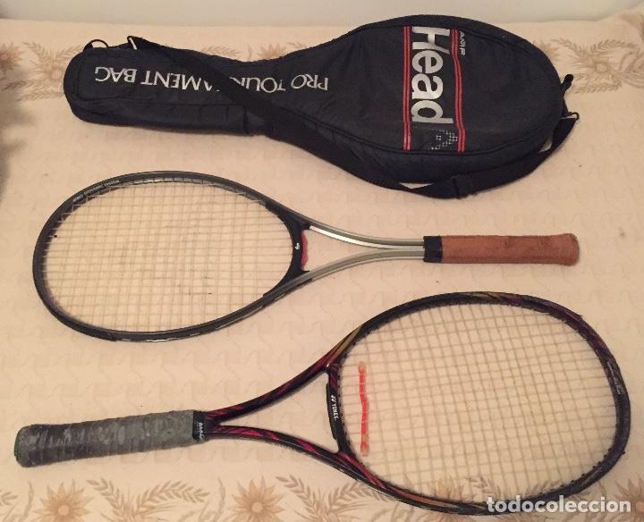 Coleccionismo deportivo: RAQUETAS---TENIS-2Raquetas Tenis(50€) - Foto 2 - 119738663