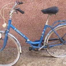 Coleccionismo deportivo: BICICLETA BH DE HOMBRE PLEGABLE - BUEN ESTADO - GRAN TAMAÑO. Lote 124647603