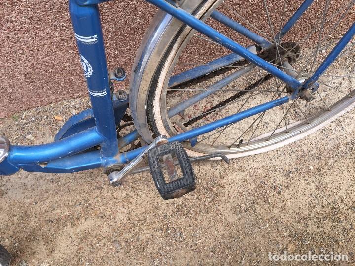 Coleccionismo deportivo: BICICLETA BH DE HOMBRE PLEGABLE - BUEN ESTADO - GRAN TAMAÑO - Foto 4 - 124647603