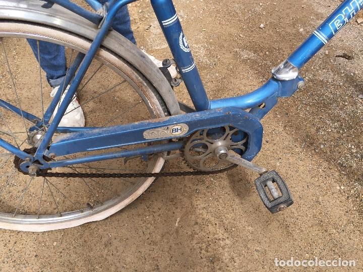 Coleccionismo deportivo: BICICLETA BH DE HOMBRE PLEGABLE - BUEN ESTADO - GRAN TAMAÑO - Foto 5 - 124647603