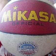 Coleccionismo deportivo: MIKASA BALONCESTO BASKET. Lote 125775535