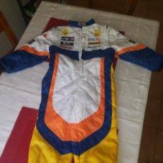 Coleccionismo deportivo: TRAJE DE CARRERAS RENAULT - FERNANDO ALONSO - TALLA 2 - PARA NIÑO. Lote 128230331