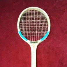 Coleccionismo deportivo: RAQUETA DE TENIS TAMANO. Lote 128651071