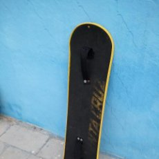 Coleccionismo deportivo: TABLA DE SNOW SKATE ,SANTA CRUZ WINTERSKATE. Lote 130081591
