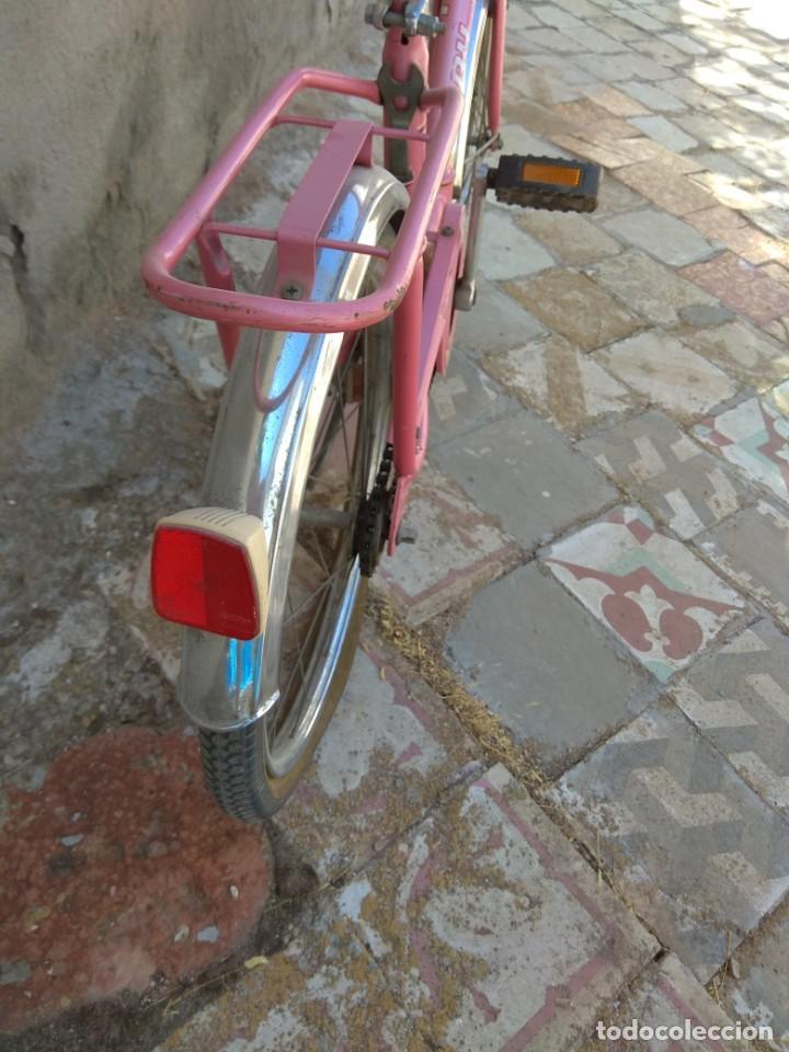 Coleccionismo deportivo: Antigua Bicicleta BH Gacela - Foto 5 - 130258978