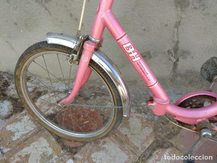 Coleccionismo deportivo: Antigua Bicicleta BH Gacela - Foto 19 - 130258978