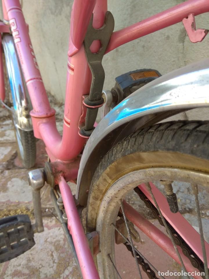 Coleccionismo deportivo: Antigua Bicicleta BH Gacela - Foto 20 - 130258978